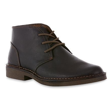 Dockers Men's Tussock Brown Oxford Shoe