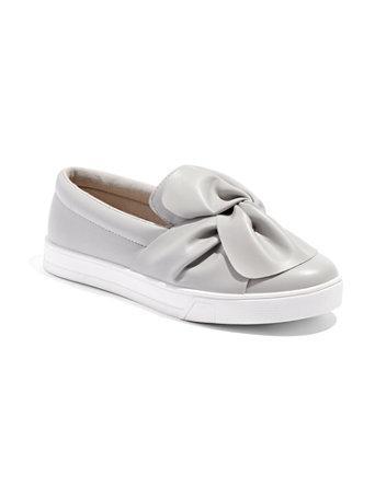 Ny&c: Knot-detail Sneaker