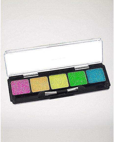 Glitter Rainbow Cream Eyeshadow