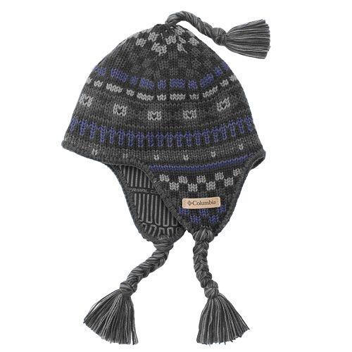 Kids Columbia White Pine Flap Hat