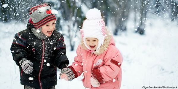 Cold Weather Accessories for Kids