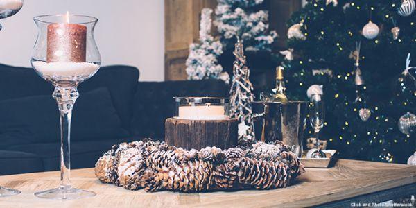 Festive Winter Décor