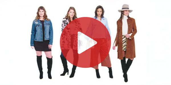 4 Hot Ways to Wear Knee-High Boots