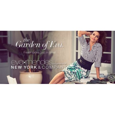 Eva Mendes NEW Spring Collection!