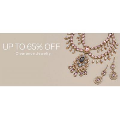 Up to 65% Off Clearance Jewelry