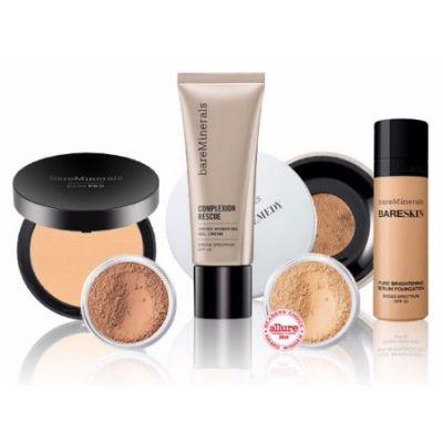 Your Perfect Foundation Match