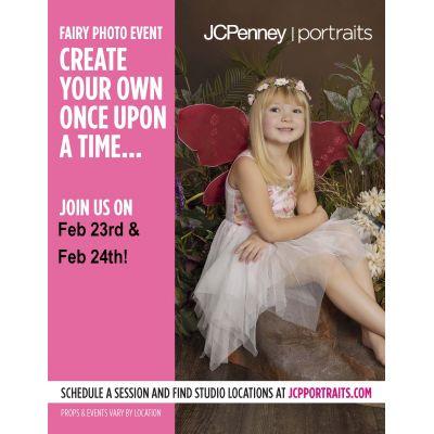 Fairy Photo Event