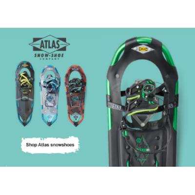 Shop Atlas Snowshoes