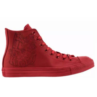All-Star Leather Hi City Lazer Houston Mens Lifestyle Shoe