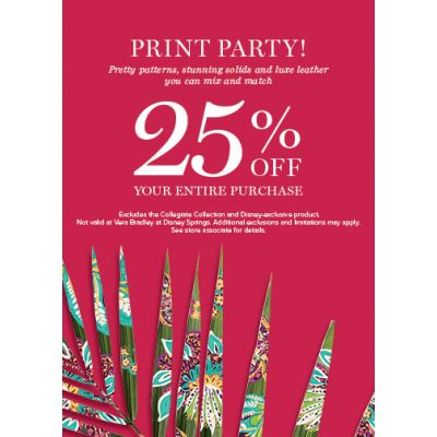 Print Party!