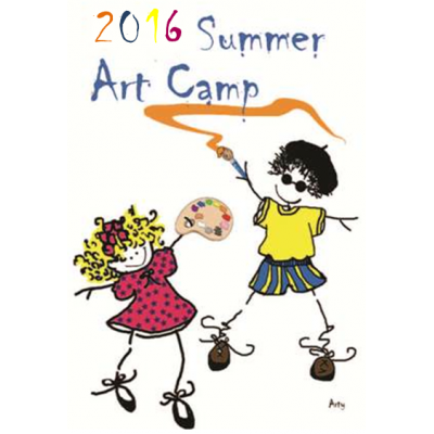 Summer Art Camp Registration