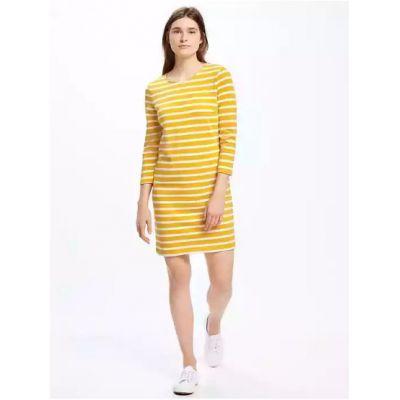 Heavy-Knit Shift Dress for Women