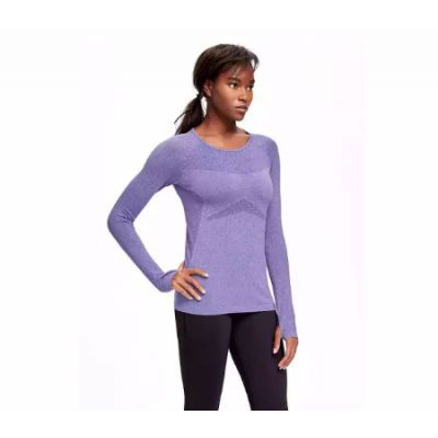 Go-Dry Seamless Performance Top for Women