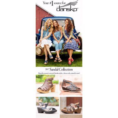 Shop New Dansko Sandals
