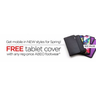 Free Tablet Cover