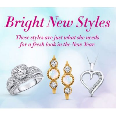 Bright New Styles Are Here