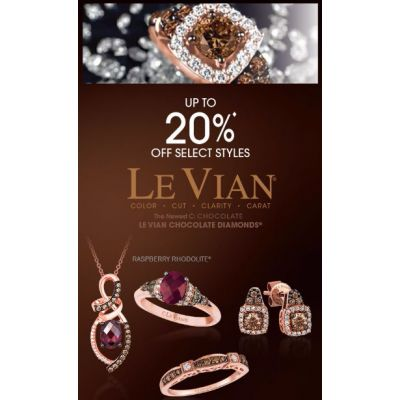 20% Off Valentine Chocolate to Keep Forever