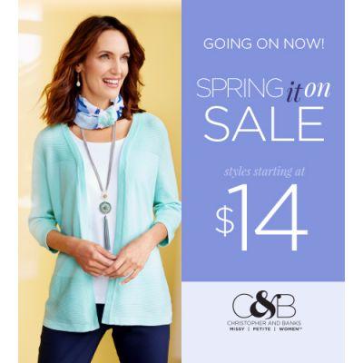Spring It On!