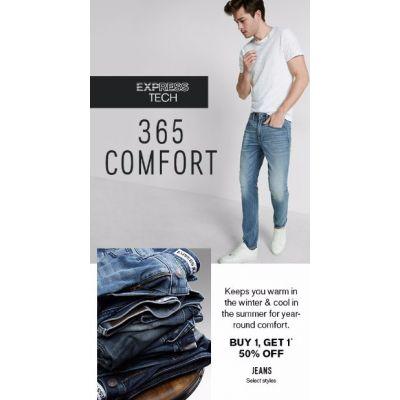 Mens Jeans B1G1 50% Off