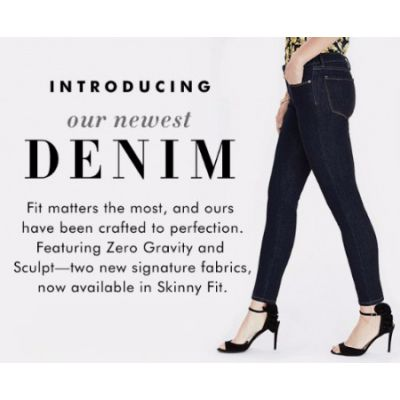 Introducing Our Newest Denim