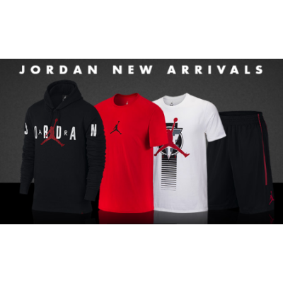 Jordan New Arrivals