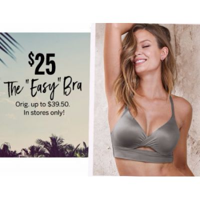 The Easy Bra $25