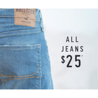 All Jeans $25