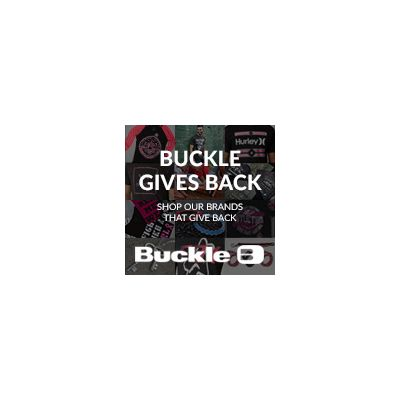 Buckle Gives Back